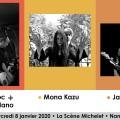 Concert Nantes 8 janvier 2020