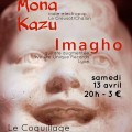 Flyer 13 avr. 2013 - Le Coquillage