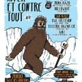 Affiche festival hiver et contre tout 2013