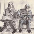 MK duo acoustique - juin 2016 - atelier Tache d'encre © dessin Florent Prudent