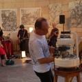 Avec Luc Bernad - Givry - août 2013